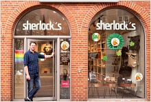 Sherlocks Shop